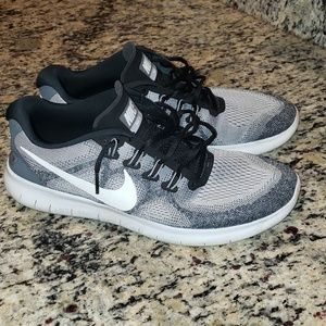 Nike Free Run Athletic Shoes